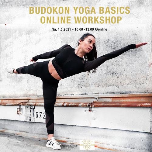 Budokon Yoga Basics Titelbild